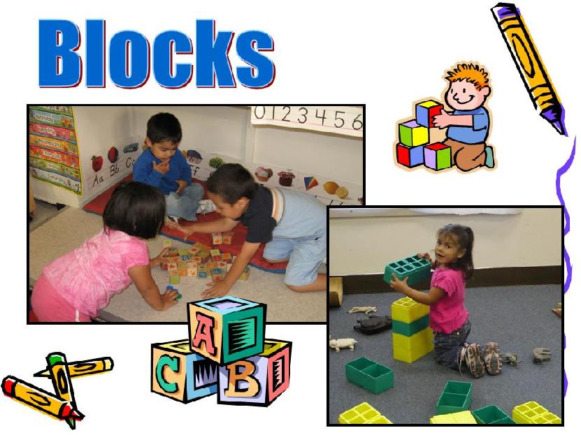 Blocks Foundation For Early Childhood Education Inc