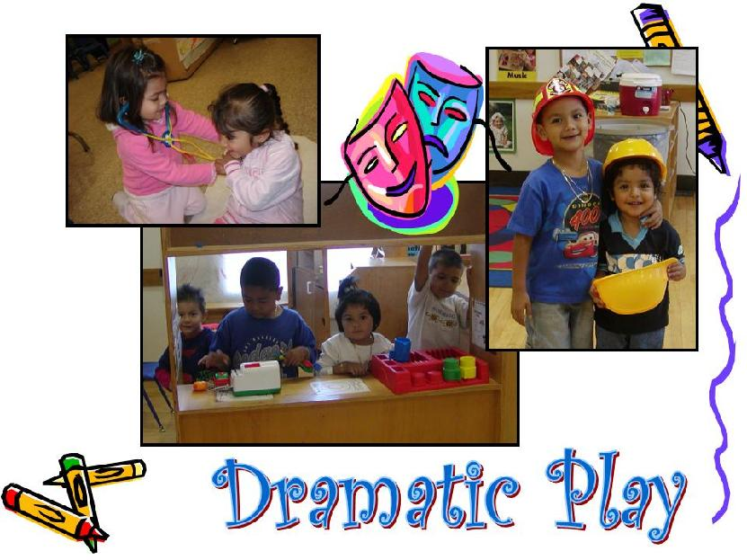 Dramatic Play Foundation For Early Childhood Education Inc