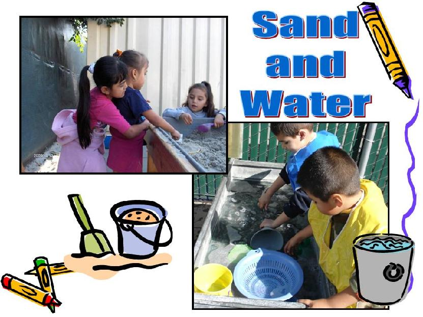 Sand Water Foundation For Early Childhood Education Inc
